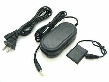 AC Power Adapter + CP45 DC Coupler For Fujifilm FinePix XP70 Z10fd Z100fd Z110fd