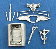 F-111 Landing Gear For 1/48th Scale Academy Model  SAC 48074