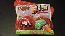 DISNEY PIXAR CARS MINI ADVENTURES EASTER EGGS SARGE FILLMORE SAVE 5% WORLDWIDE F
