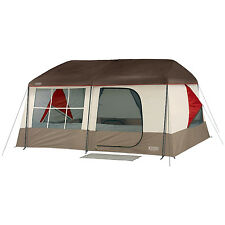 NEW Wenzel Kodiak Camping 9 Person Family Cabin Dome Tent Outdoor Sleeps 9