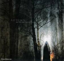 Autumn - And We Are Falling Leaves CD Saturnus Morgion Mourning Beloveth Doomed