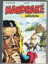 Fumetto MANDRAKE SELEZIONE EDIZIONI SPADA NUMERO 16