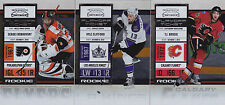 10-11 Playoff Contenders Kyle Clifford /100 Rookie Ticket LA Kings 2010