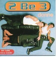 (813F) 3 Be 3, Donne / My Girl - 1997 CD