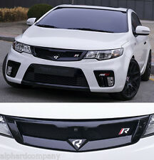 Roadruns Radiator Grill Front Hood Emblem Grill for 2010-2013 KIA FORTE KOUP