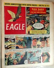Classic Eagle Comic Vol 6 No 20: Dan Dare The Man From Nowhere - 20th May 1955