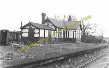 Osbaldwick Railway Station Photo. York - Dunnington. Derwent Valley Light. (1)
