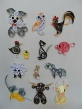 Simple Quilling Starter Kit - On The Farm