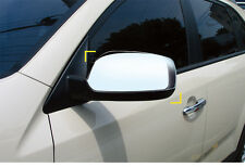 New Chrome Side Mirror Cover Molding 2pcs K344 for Kia Sorento 2013-2014