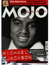 Michael Jackson Van Morrison Black Flag John Barry UK magazine
