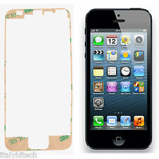 BIADESIVO 3M FISSAGGIO FRAME CORNICE LCD DISPLAY IPHONE 5 5G A1428 / A1429