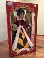 "Disney Limited Edition Queen Of Hearts 17"" Doll LE 500"