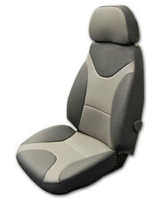 CATERPILLAR 330 CL EXCAVATOR CHARCOAL/GREY IGGEE S.LEATHER SEAT COVER