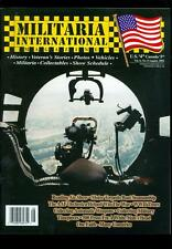 2002 Militaria International Magazine: B-17 Yankee Lady Reading PA Airshow
