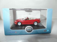 Oxford 76XK004 XK004 1/76 escala OO Jaguar XK 2013 Convertible Francés