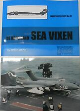 Warpaint Series No.11 - De Havilland Sea Vixen            28 Pages    Book