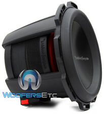 "ROCKFORD FOSGATE T0D410 POWER 10"" 1100W DUAL 4-OHM SUBWOOFER BASS SPEAKER NEW"