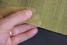 Brass #27 Woven Mesh A3 Sheet (medium coarse) - 300 x 420mm - eBay Price!