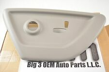 2005 Chevrolet Trailblazer SSR GMC Envoy Drivers GRAY Power Seat COVER OEM