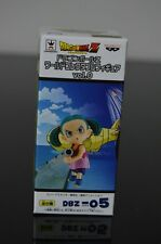 DRAGON BALL Z WCF Vol. 0 BULMA FIGURA NUEVA NEW FIGURE