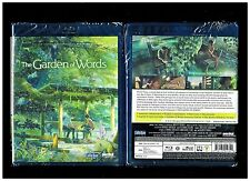 The Garden of Words (Brand New Blu-ray Disc, 2013)