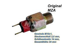 MZ/MuZ Interruttore luci freno idraulico a pressione 23/020/0 EUROSWITCH MOTO