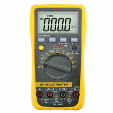 HTC DM-88 3¾ Autorange Digital Multimeter With COMS, TTL Logic Test