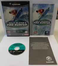 Console Gioco Game NINTENDO GAMECUBE PAL Play EUR - KELLY SLATER'S PRO SURFER -