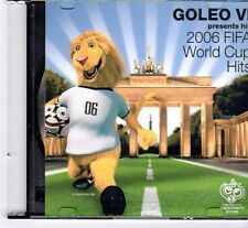 (DX854) Goleo VI, 2006 FIFA World Cup Hits - 2006 DJ CD