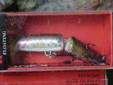 """Rapala 2 3/4"""" Jointed Minnow J07 RT in RAINBOW TROUT for Bass/Pike/Walleye/Trout"""