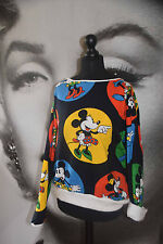 vintage mickey mouse SWEATER JUMPER 80'S 90'S DISNEY