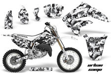 Honda CR 85 Graphic Kit AMR Racing # Plates Decal CR85 Sticker Part 03-07 CAMO