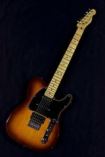 Fender Modern Player Telecaster Plus HSS Electric Guitar - Honey Burst