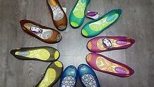 women shoes  brand new MONOBO - girls soft ballet  jelly -summer size 7 -flats