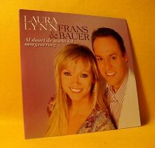 NEW Cardsleeve Single CD Laura Lynn & Frans Bauer Al Duurt De Nacht... 2TR 2008