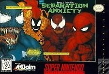***SEPARATION ANXIETY SNES SUPER NINTENDO GAME COSMETIC WEAR~~~