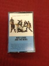 huey lewis and the news- sports-   Cassette Tape free shipping