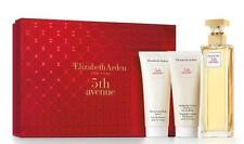 NEW ELIZABETH ARDEN 5TH AVENUE Gift Set EDP Spray, Cleanser, Body Lotion