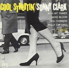 Cool Struttin' +bonus trx RVG remaster Sonny Clark jazz CD  Art Farmer Blue Note