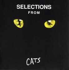 Cats [Selections from the Orig. Broadway] by Various Artists (CD, Dec-1993, P...