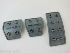 SALEEN Mustang 3 Pedal set Manual Trans  2005-09 Grey Plastic Pedals  S302 S281