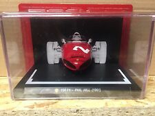 "DIE CAST MUSETTI FERRARI "" 156 F1 - PHILL HILL (1961) "" SCALA 1/18 TEST"