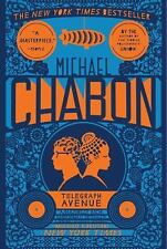 Telegraph Avenue: A Novel Chabon, Michael Paperback BOOK