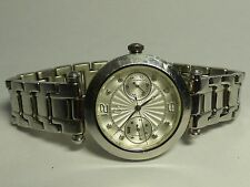 Womens Stainless Steel Guess Wristwatch Multi-Function L@@K WORKS