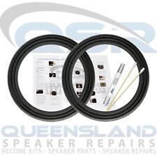 """15"""" Cloth Surround Repair Kit to suit Peavey Speakers PV Scorpion 15 (SC15SCOP)"""