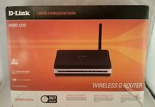 D-Link WBR-1310 Mbps 1-Port 10/100 Wireless G Router (DI-524UP/E)