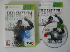 RED FACTION ARMAGEDDON - MICROSOFT XBOX 360 - JEU X BOX 360 COMPLET