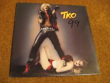 TKO/ In Your Face/ Banzai/ 1984/ Original Pressing/ Factory SEALED/ Hard Rock