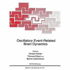 Nato Science Series A: Oscillatory Event-Related Brain Dynamics 271 (2013,...