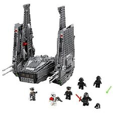NIB! LEGO Star Wars Kylo Ren's Command Shuttle Set with figures Sealed # 75104